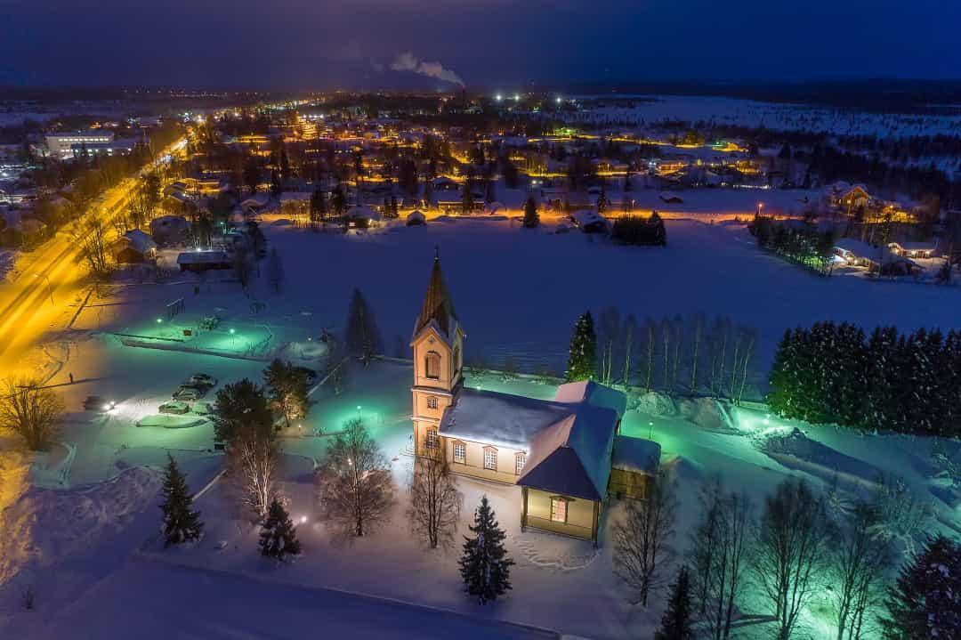 Ghé thăm xứ sở thần tiên Lapland – Quê hương ông già Noel Ảnh 21