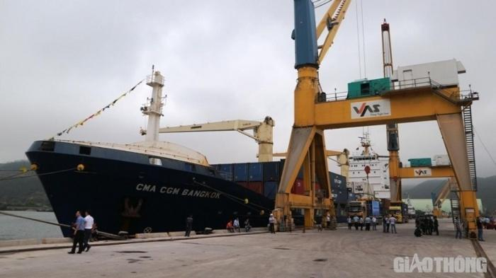 Thanh Hóa hỗ trợ từ 700 nghìn - 1 triệu đồng/container qua cảng Nghi Sơn Ảnh 1
