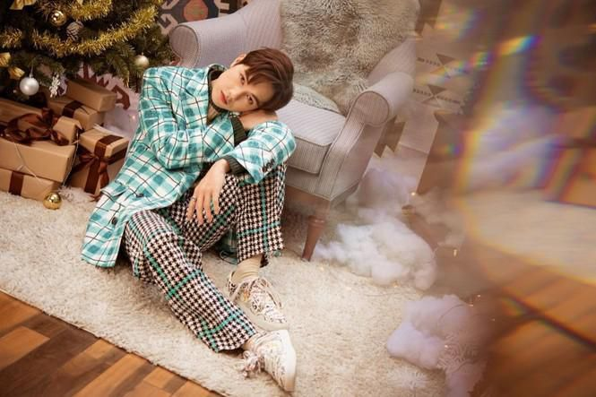 Cặp chị em 'cùng nhà' Cara - JSol đàn hát Acoustic mộc mạc chào đón Giáng sinh Ảnh 3