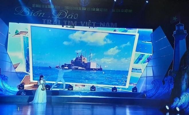 Cầu truyền hình 'Biển, đảo - Trái tim Việt Nam': Khơi dậy lòng tự hào dân tộc trong mỗi người con đất Việt Ảnh 2