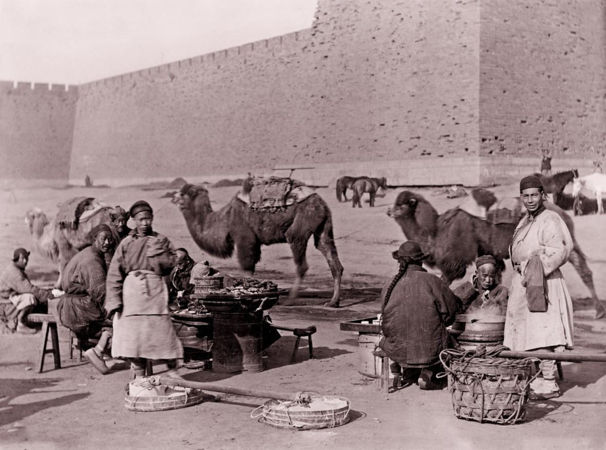 Cuộc sống nghèo khó ở Bắc Kinh hơn 100 năm trước Ảnh 8