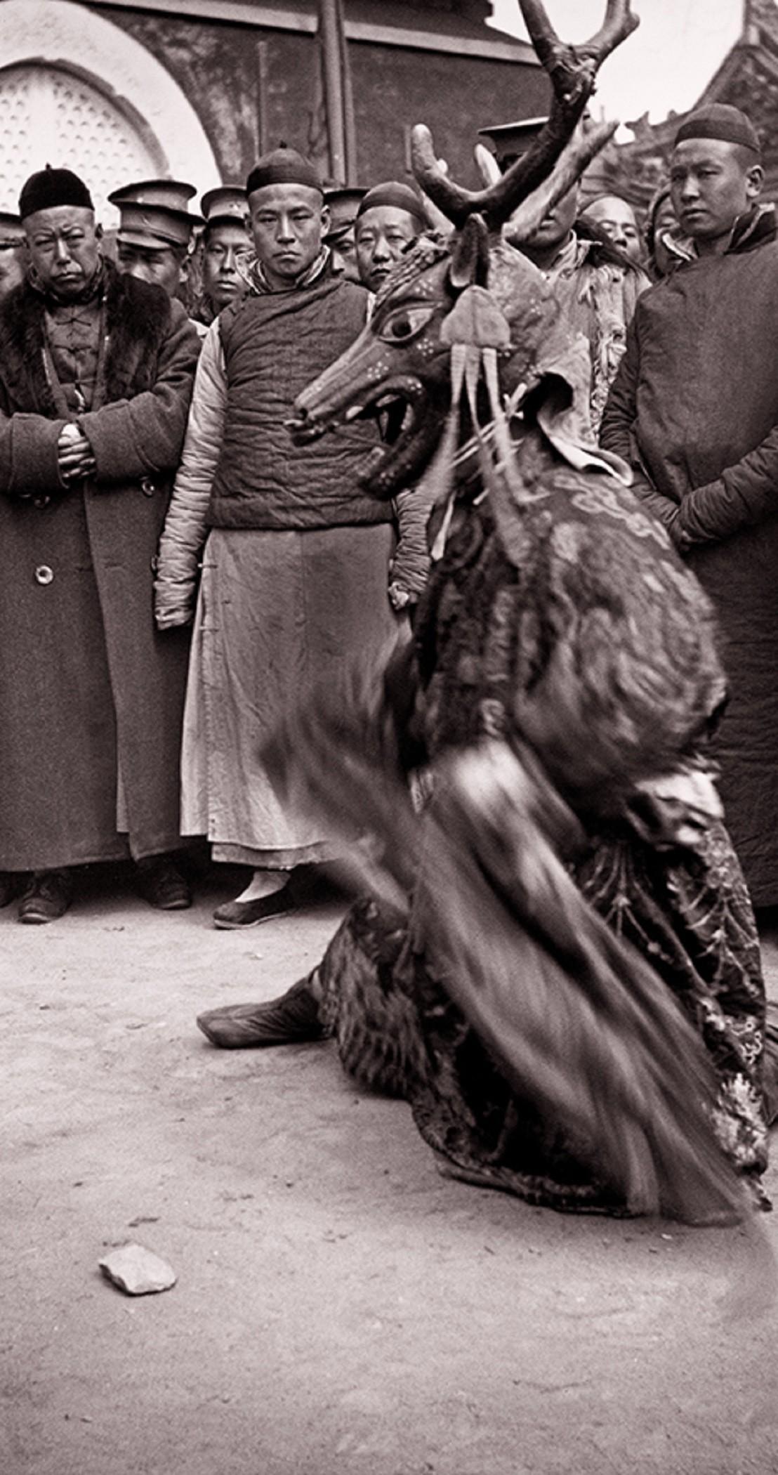 Cuộc sống nghèo khó ở Bắc Kinh hơn 100 năm trước Ảnh 7