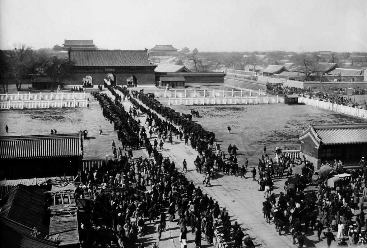 Cuộc sống nghèo khó ở Bắc Kinh hơn 100 năm trước Ảnh 2