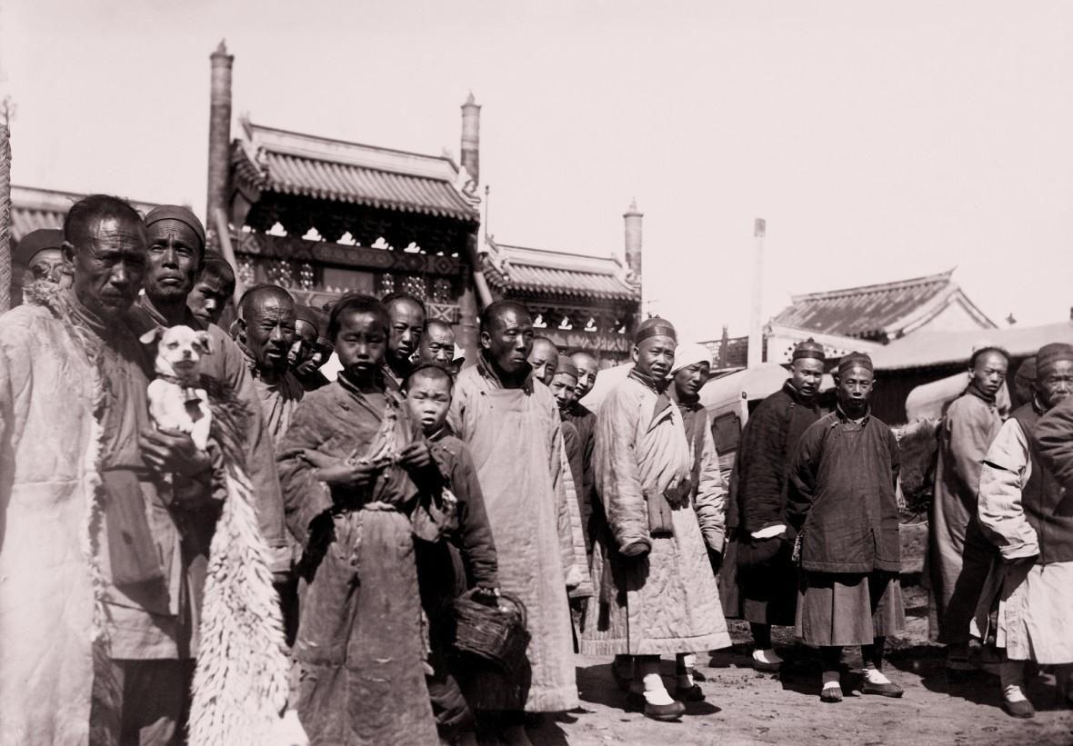 Cuộc sống nghèo khó ở Bắc Kinh hơn 100 năm trước Ảnh 4