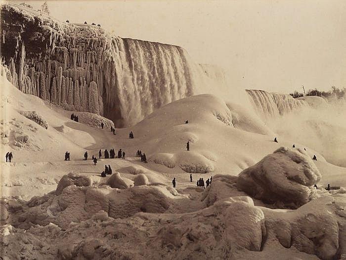 Thác Niagara đống băng vào mùa đông khiến bất cứ ai cũng muốn ghé thăm Ảnh 4