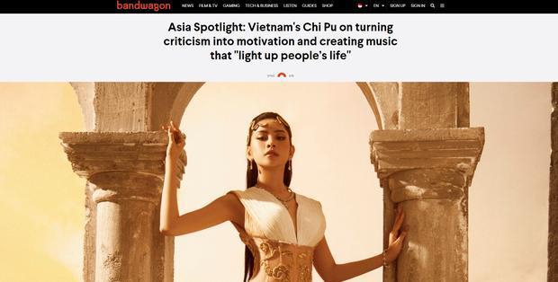 Lệnh cấm hát nhép vừa bãi bỏ, Chi Pu mong muốn đứng trên sân khấu Ariana Grande, BlackPink từng diễn Ảnh 1