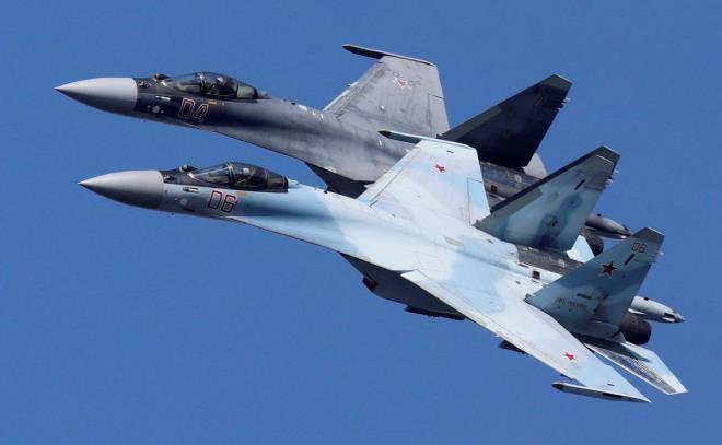 Sukhoi, MiG vẫn thống lĩnh thị trường máy bay chiến đấu thế giới 5 năm tới Ảnh 1
