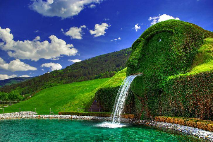 Chiêm ngưỡng những đài phun nước diễm lệ nhất thế giới Ảnh 7