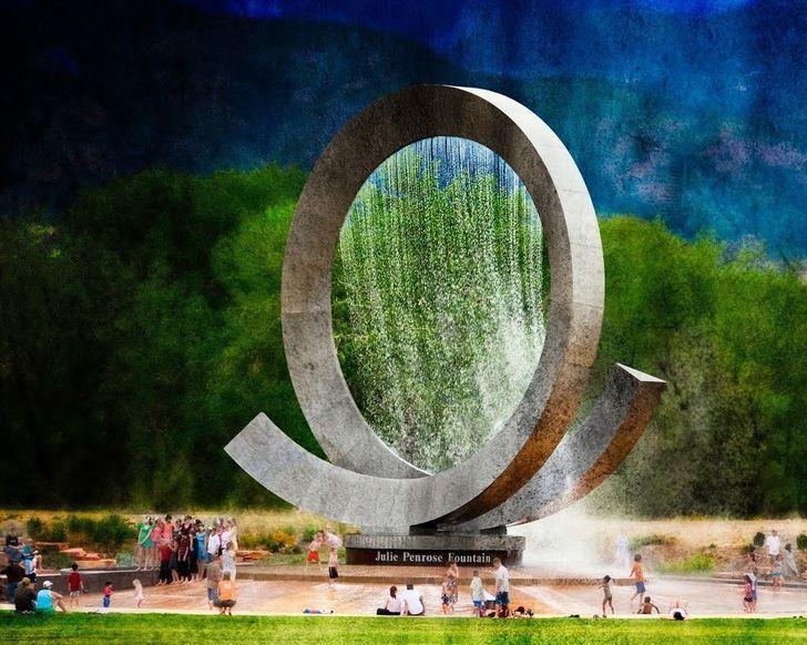Chiêm ngưỡng những đài phun nước diễm lệ nhất thế giới Ảnh 2