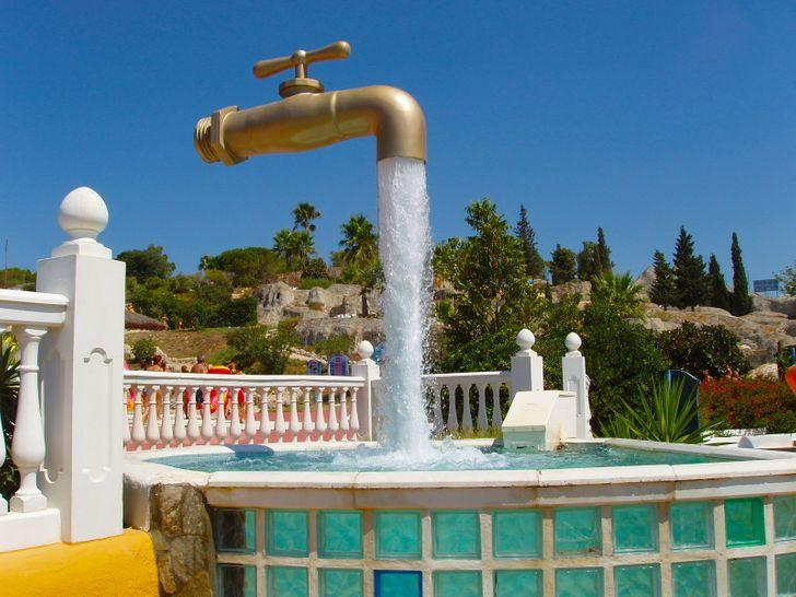 Chiêm ngưỡng những đài phun nước diễm lệ nhất thế giới Ảnh 6