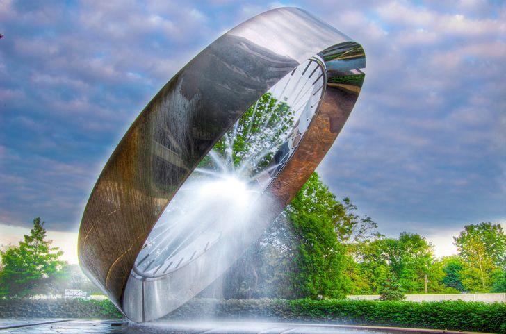 Chiêm ngưỡng những đài phun nước diễm lệ nhất thế giới Ảnh 9