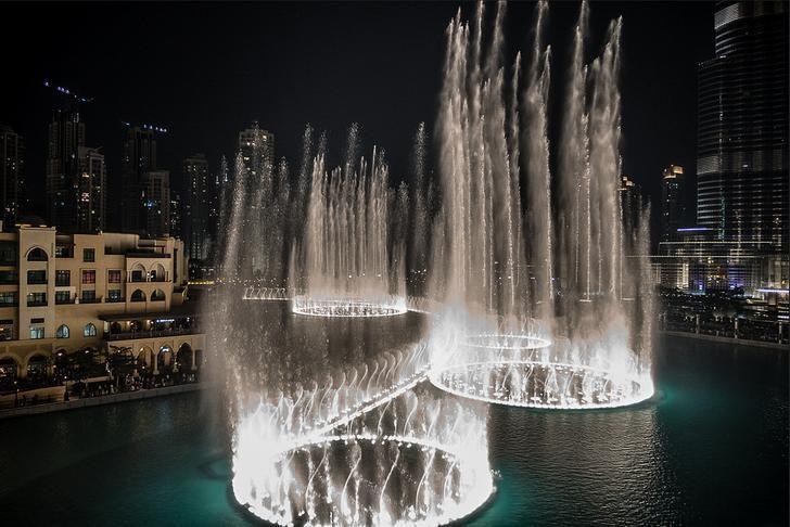 Chiêm ngưỡng những đài phun nước diễm lệ nhất thế giới Ảnh 12