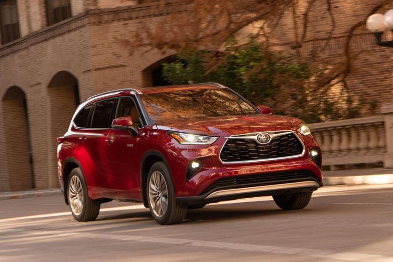 Top 10 ôtô bán chạy nhất tại Mỹ: Toyota Camry xếp trên Honda CR-V Ảnh 7