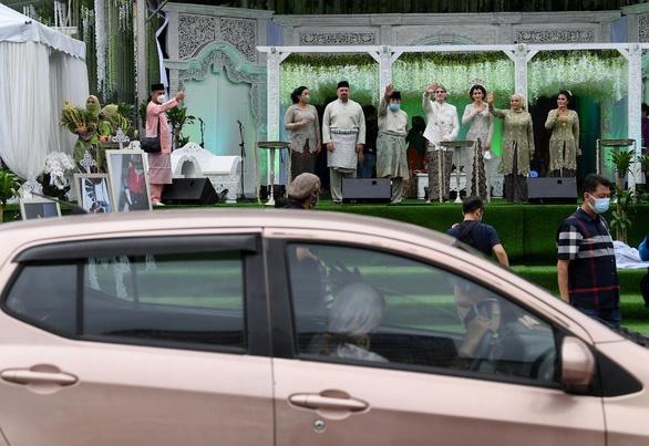 Đám cưới 10.000 khách vẫn đảm bảo an toàn mùa dịch ở Malaysia Ảnh 1