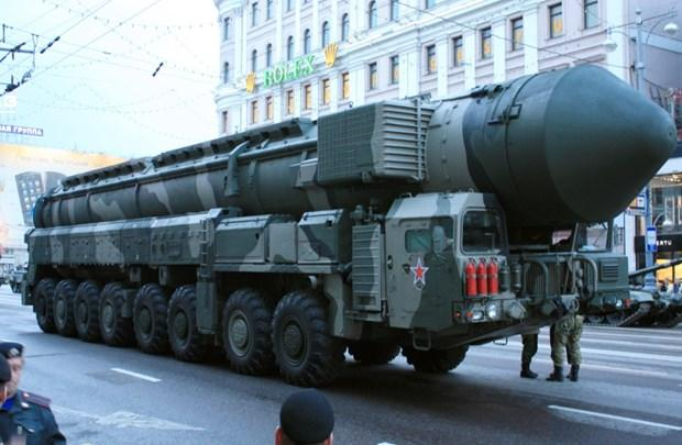 Nga công bố dữ liệu mới về tốc độ của hệ thống tên lửa Avangard Ảnh 1