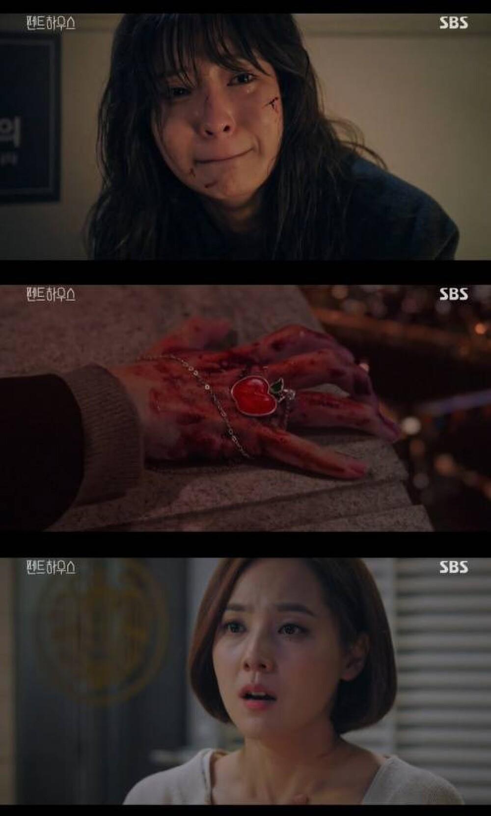 'Penthouse' tập 16: Mẹ Rona chính là hung thủ giết Min Seol Ah - màn trả thù điên cuồng sắp diễn ra! Ảnh 4