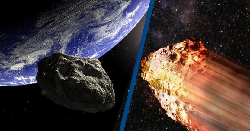 Tiểu hành tinh khổng lồ áp sát Trái Đất vào ngày Giáng Sinh? Ảnh 1
