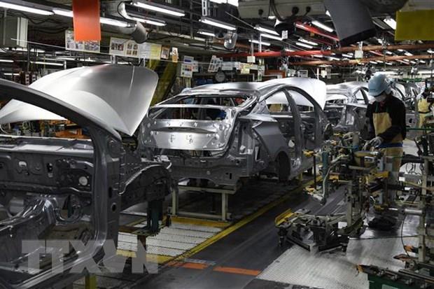 Sản lượng ôtô toàn cầu của Toyota đạt kỷ lục trong tháng 11 Ảnh 1