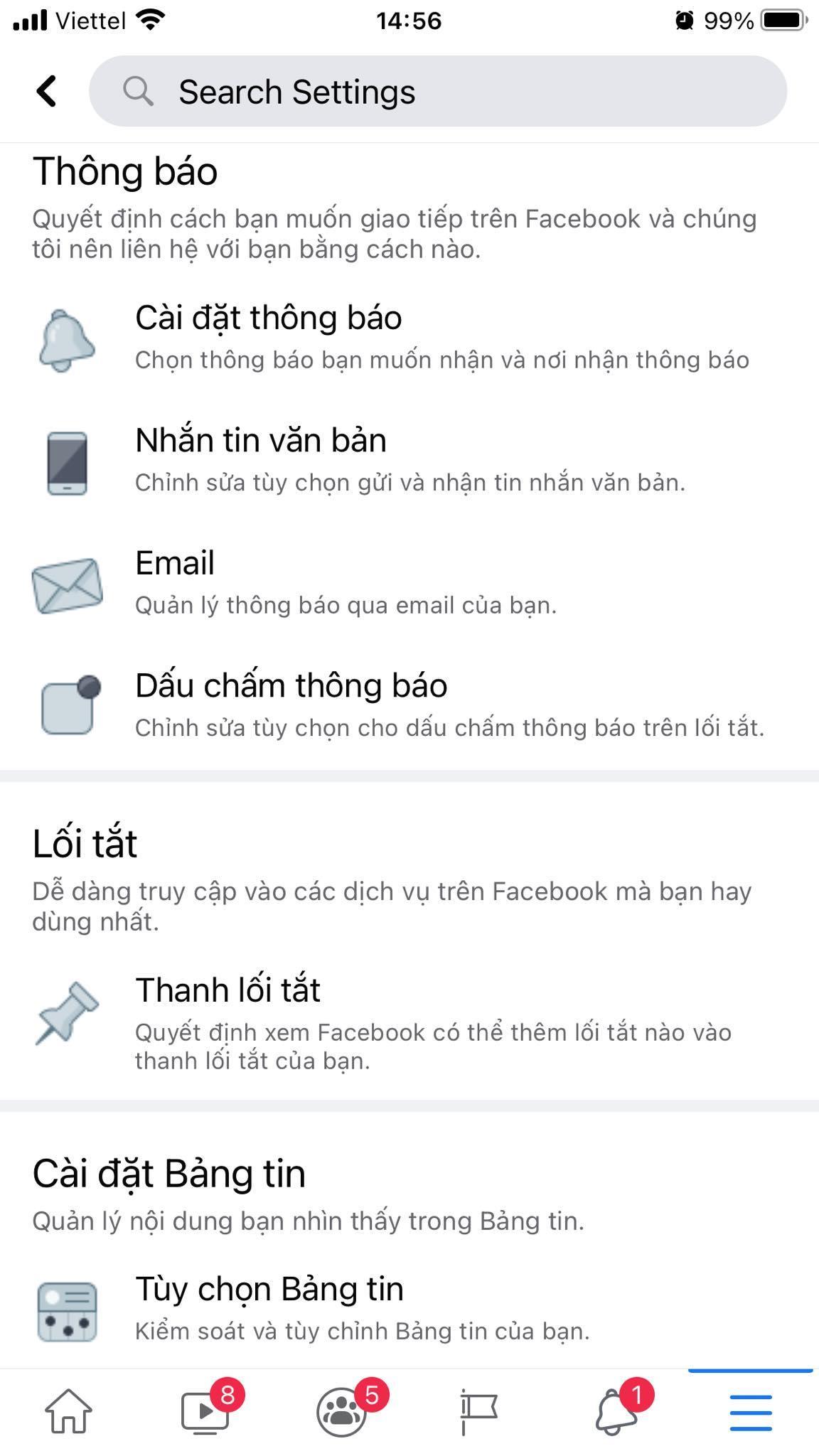 Cách tắt thông báo Facebook trên điện thoại đơn giản, dễ dàng Ảnh 4