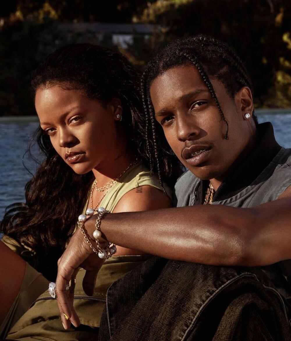 Rihanna và A$AP Rocky bị fan nghi ngờ rằng đang cùng nhau nghỉ dưỡng? Ảnh 6