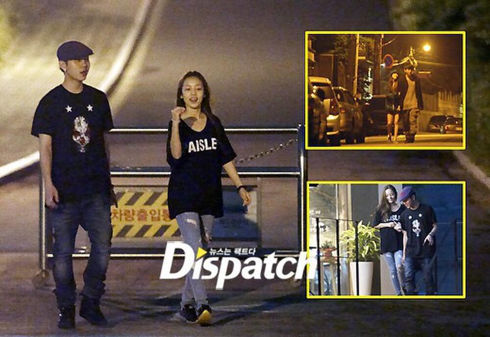 Dispatch khui tin hẹn hò của 37 cặp nổi tiếng trong 11 năm, couple 01/01/2021 sẽ là ai? Ảnh 8