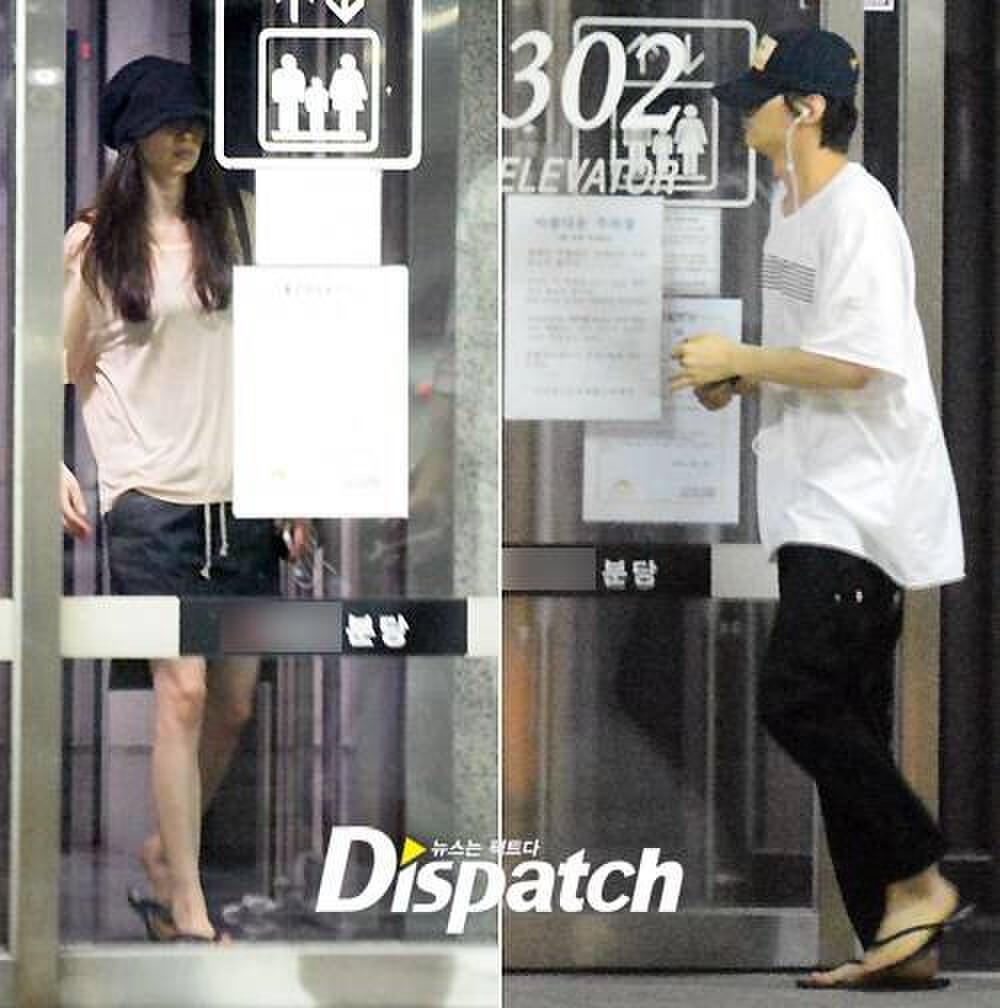 Dispatch khui tin hẹn hò của 37 cặp nổi tiếng trong 11 năm, couple 01/01/2021 sẽ là ai? Ảnh 12
