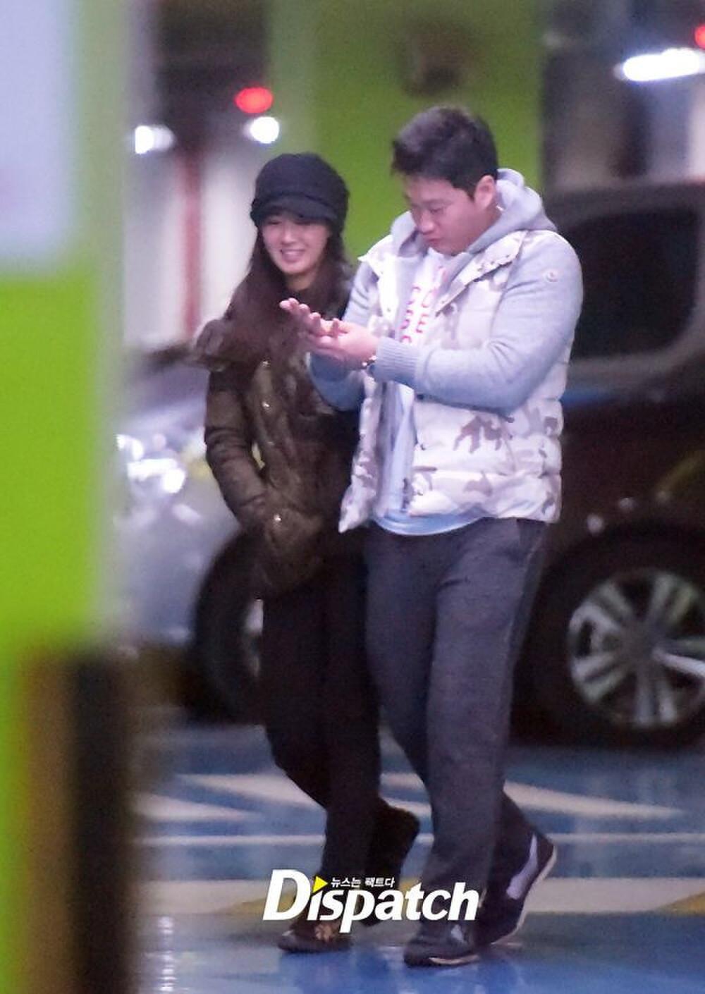 Dispatch khui tin hẹn hò của 37 cặp nổi tiếng trong 11 năm, couple 01/01/2021 sẽ là ai? Ảnh 20