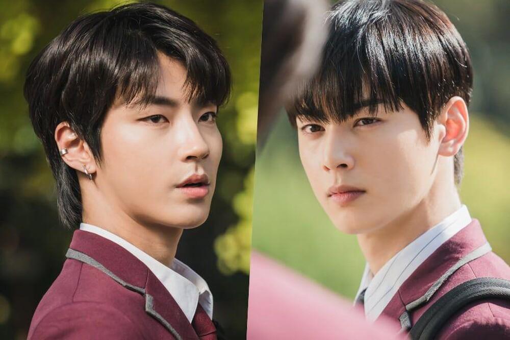 'True Beauty': Hé lộ bí mật của Cha Eun Woo, khiến anh khóc nức nở như một đứa trẻ Ảnh 1