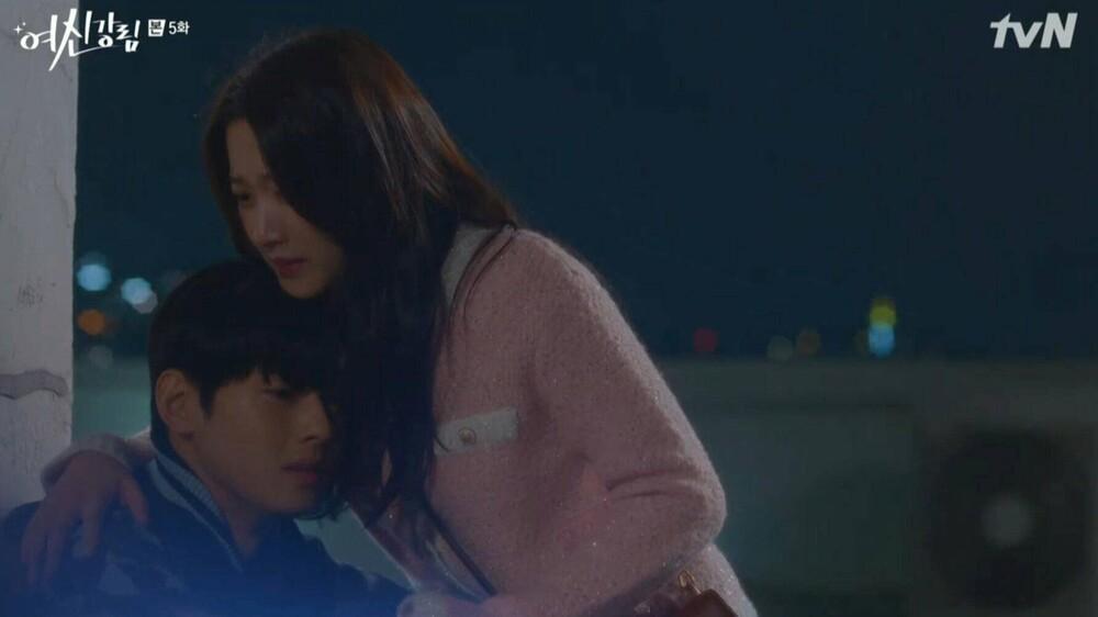 'True Beauty': Hé lộ bí mật của Cha Eun Woo, khiến anh khóc nức nở như một đứa trẻ Ảnh 9