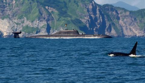 Nga nâng cấp 'quái ngư' Akula, có thể bắn tên lửa hủy diệt mục tiêu cách 2.000 km Ảnh 1