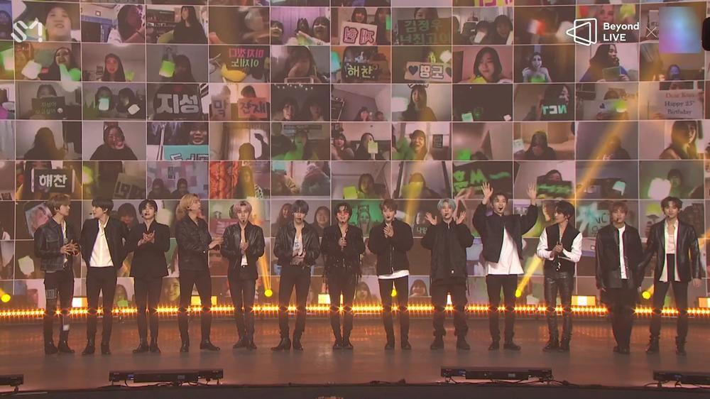NCT 2020 và concert online đầu tay: Bứt phá giới hạn cảm xúc, loạt hit đình đám từ khi debut 'ra trận' Ảnh 13
