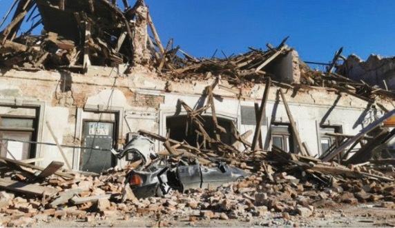 Động đất mạnh ở Croatia, nhiều tòa nhà đổ sập Ảnh 3