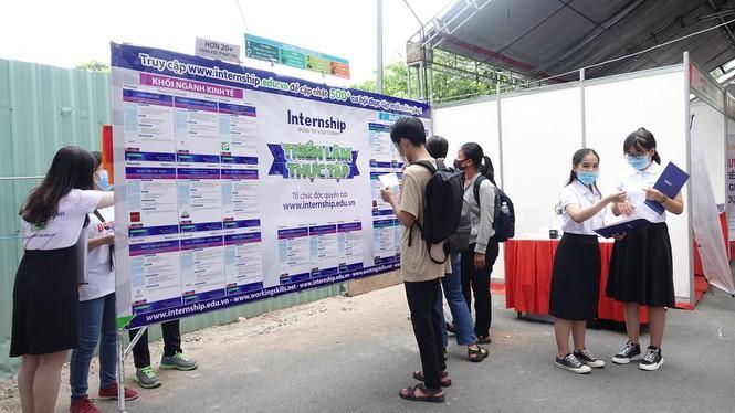 Sôi động 'Ngày hội việc làm – Job Fair 2020' Ảnh 8