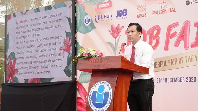Sôi động 'Ngày hội việc làm – Job Fair 2020' Ảnh 2