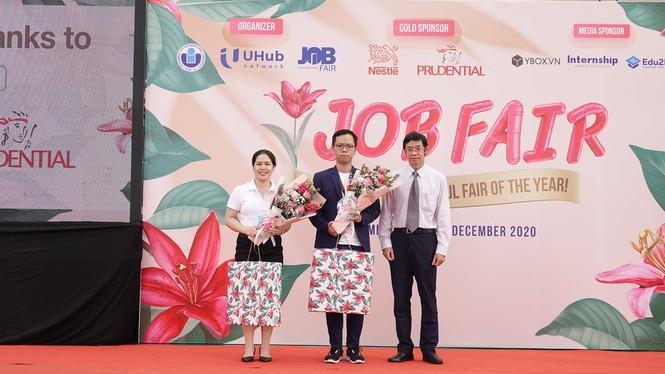 Sôi động 'Ngày hội việc làm – Job Fair 2020' Ảnh 5