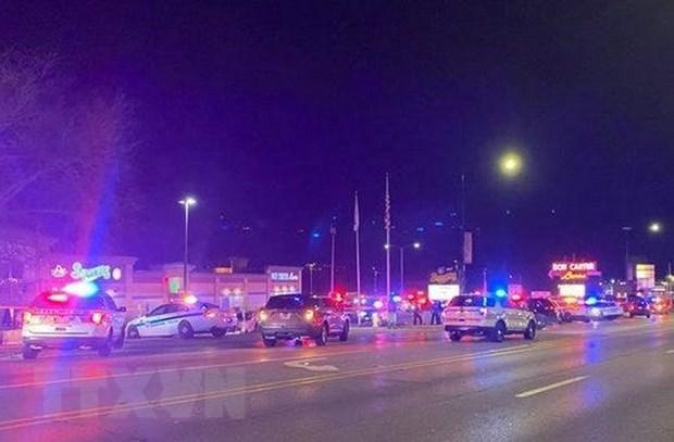 Mỹ: Một người thiệt mạng khi đấu súng với cảnh sát Ảnh 1
