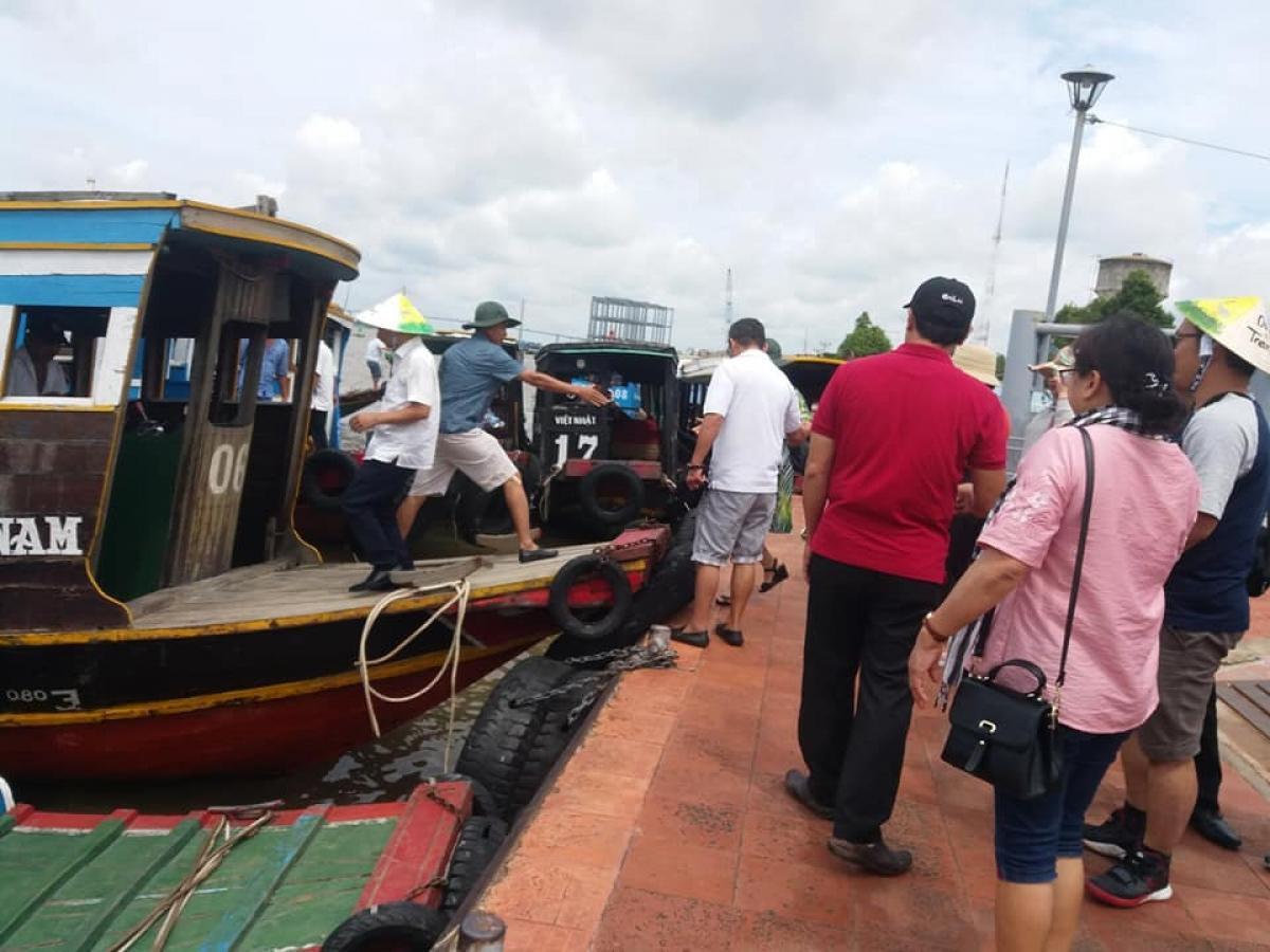 Tiền Giang - Bến Tre: Dịp nghỉ tết dương lịch khách du lịch tăng cao, đảm bảo an toàn Ảnh 1