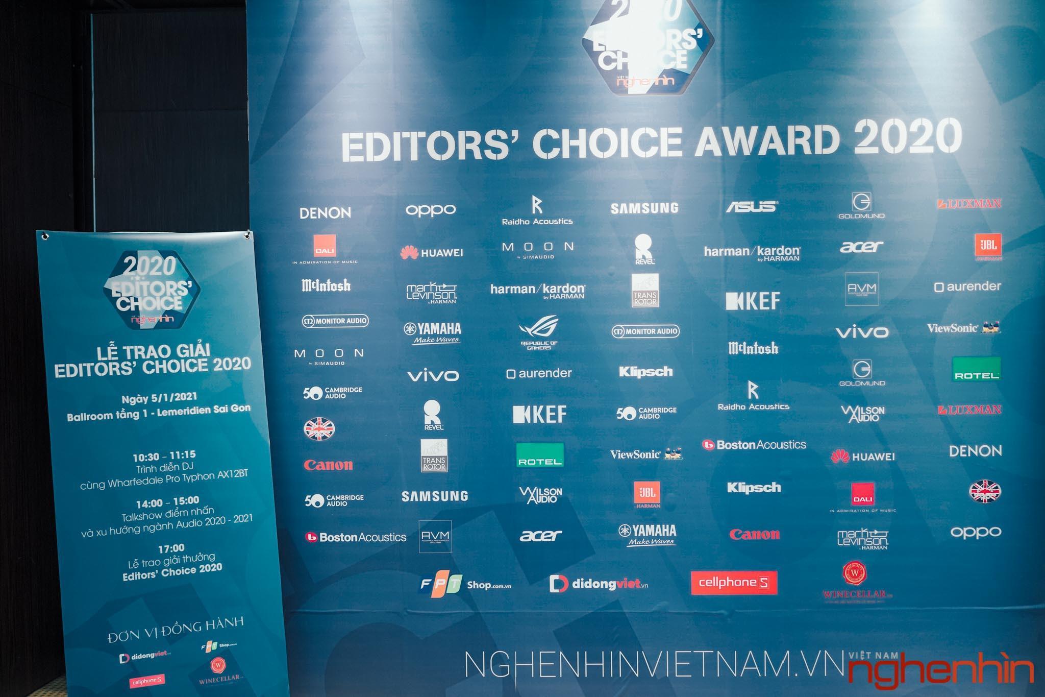 Toàn cảnh trước sự kiện Editors' Choice Awards 2020: Hào hứng setup trước giờ G Ảnh 1