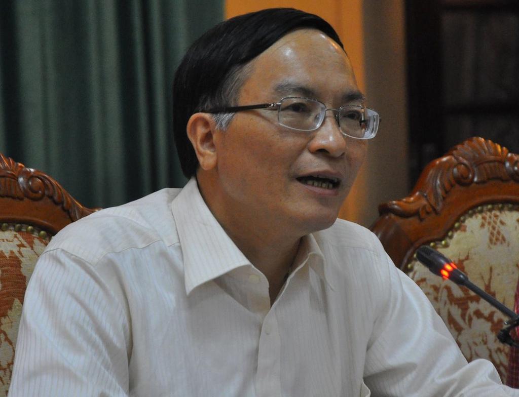 Ông Phạm Văn Đại phụ trách Sở GD&ĐT Hà Nội Ảnh 1
