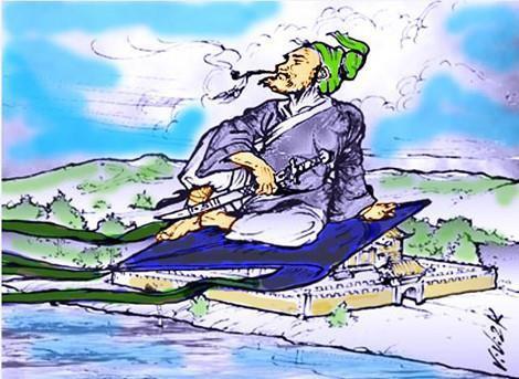 Danh tướng người Việt giúp Tần Thủy Hoàng đánh đuổi quân Hung Nô? Ảnh 6