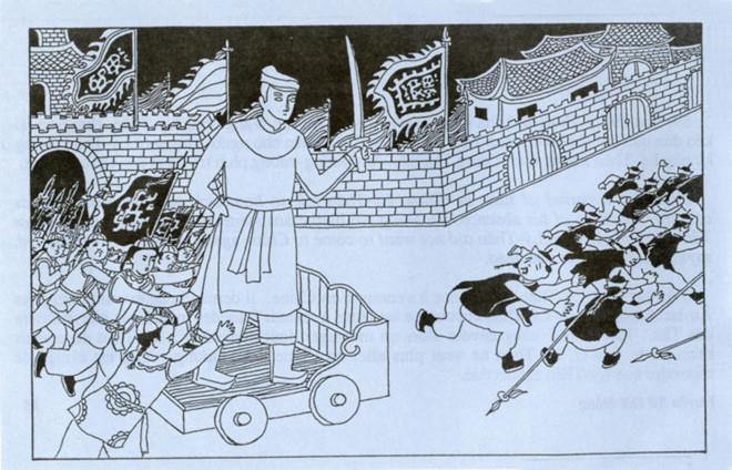 Danh tướng người Việt giúp Tần Thủy Hoàng đánh đuổi quân Hung Nô? Ảnh 5