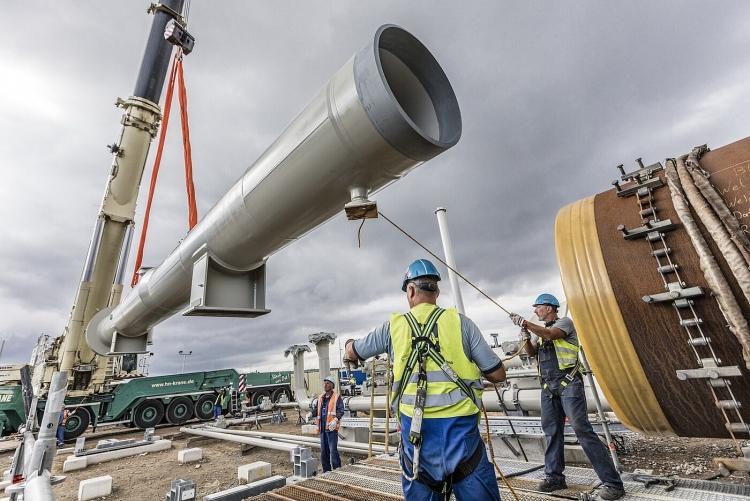 Cộng hòa Séc đưa đường ống dẫn khí đốt nối với Nord Stream 2 vào hoạt động Ảnh 1