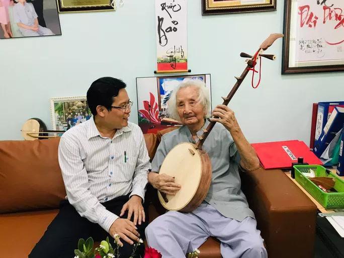 Nhạc sư Nguyễn Vĩnh Bảo qua đời, thọ 104 tuổi Ảnh 3