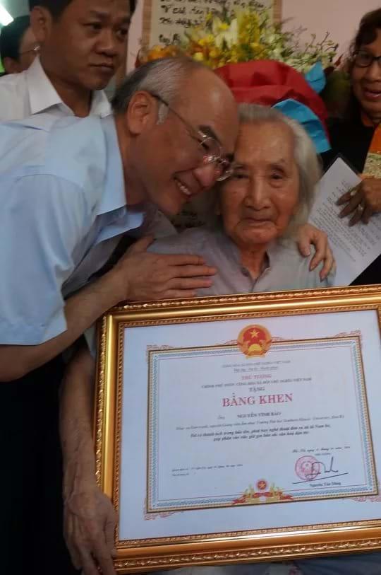 Nhạc sư Nguyễn Vĩnh Bảo qua đời, thọ 104 tuổi Ảnh 1