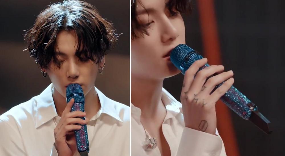 Knet bàn tán về giọng hát của Jungkook (BTS): Quả là main vocal Ảnh 1