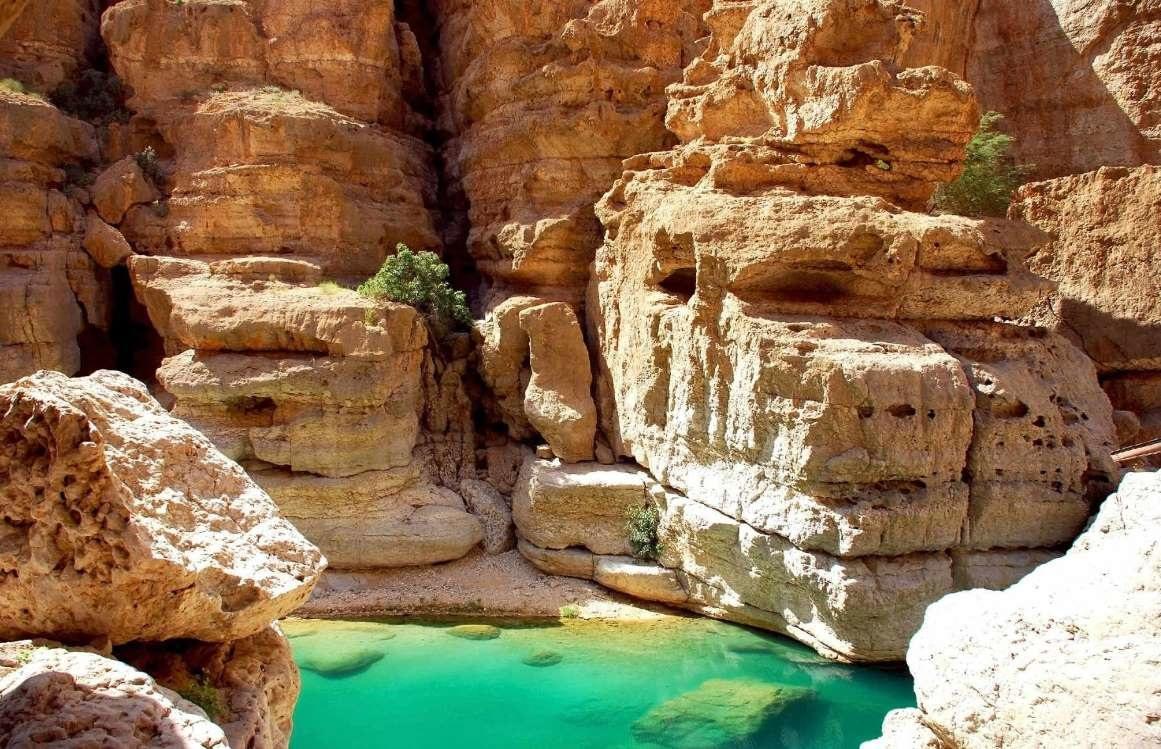 10 điểm du lịch bí mật trong sa mạc Ảnh 5