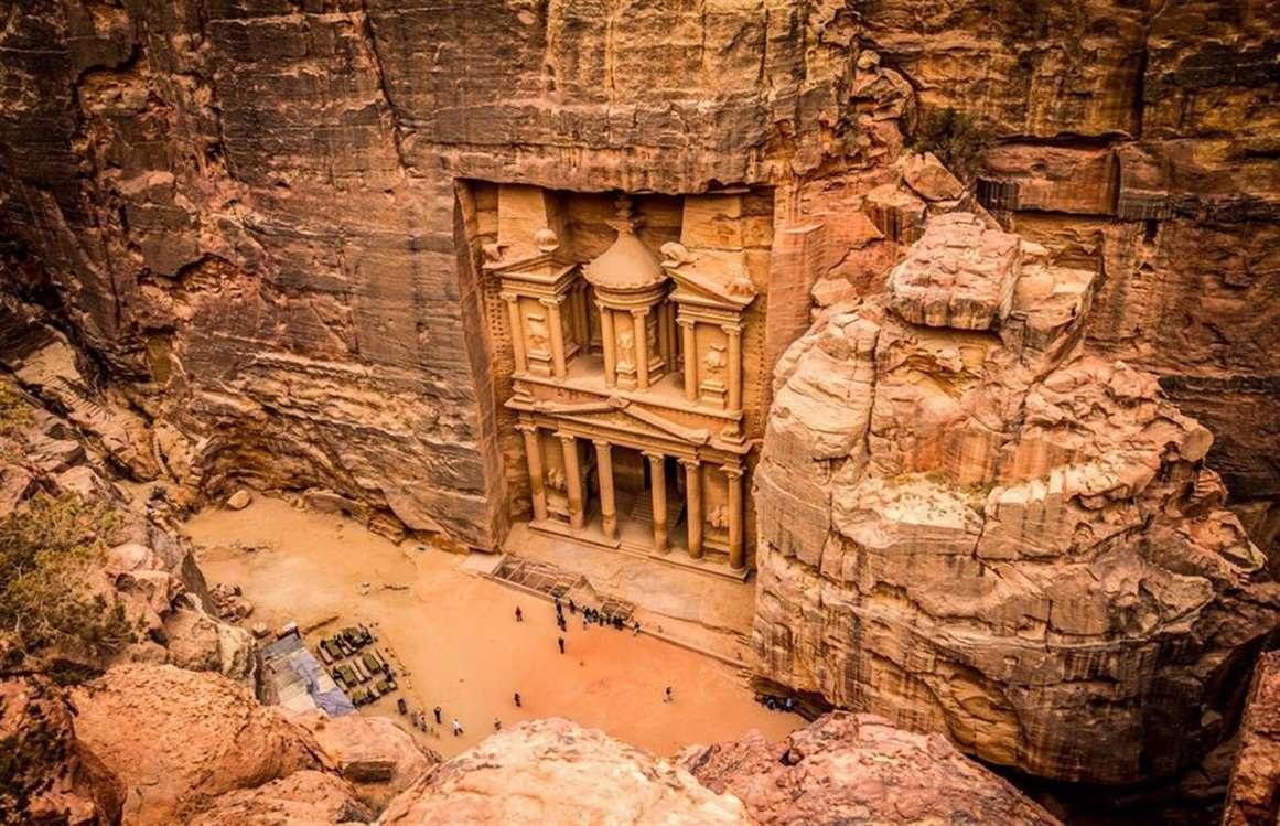 10 điểm du lịch bí mật trong sa mạc Ảnh 8