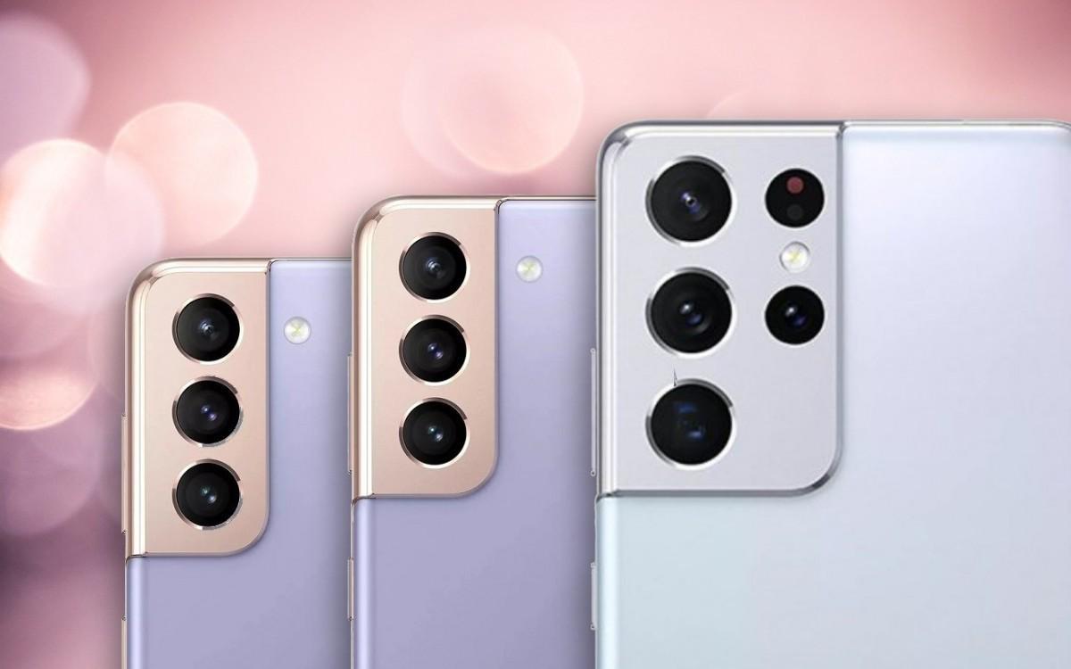 Samsung Galaxy S21 series sẽ có tới 11 màu? Ảnh 1