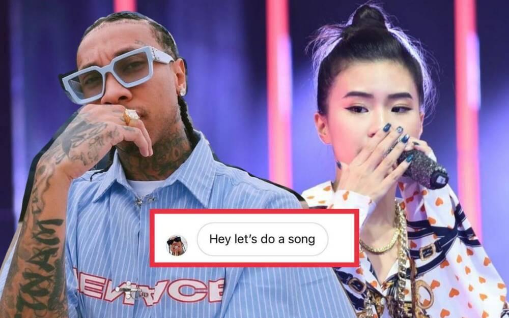'Hai phút hơn' gây bão toàn cầu, Pháo được đích thân rapper nổi tiếng Tyga nhắn tin ngỏ lời hợp tác Ảnh 6