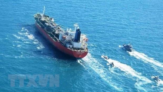 Khả năng tàu chở dầu Hàn Quốc được Iran thả sớm khá mờ mịt Ảnh 1